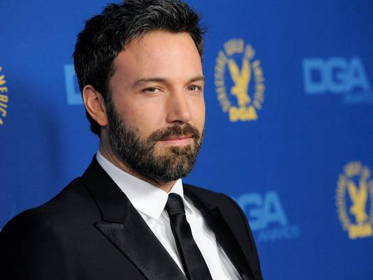 Ben Affleck Directors Guild of America Awards