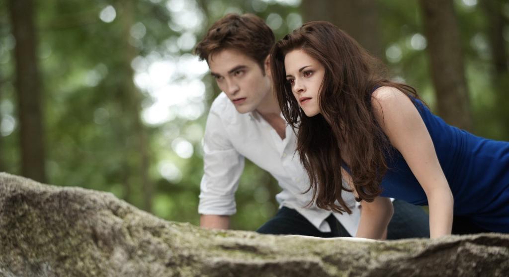 Kristen Stewart Robert Pattinson The Twilight Saga Breaking Dawn Part 2
