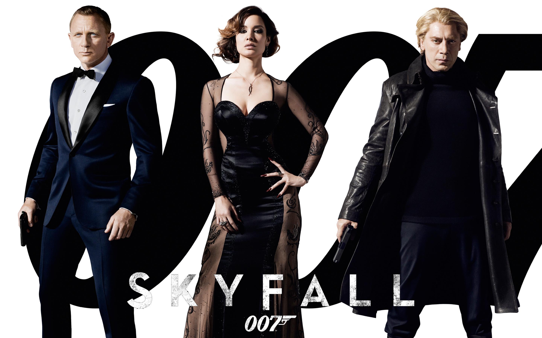 Skyfall Movie Banner