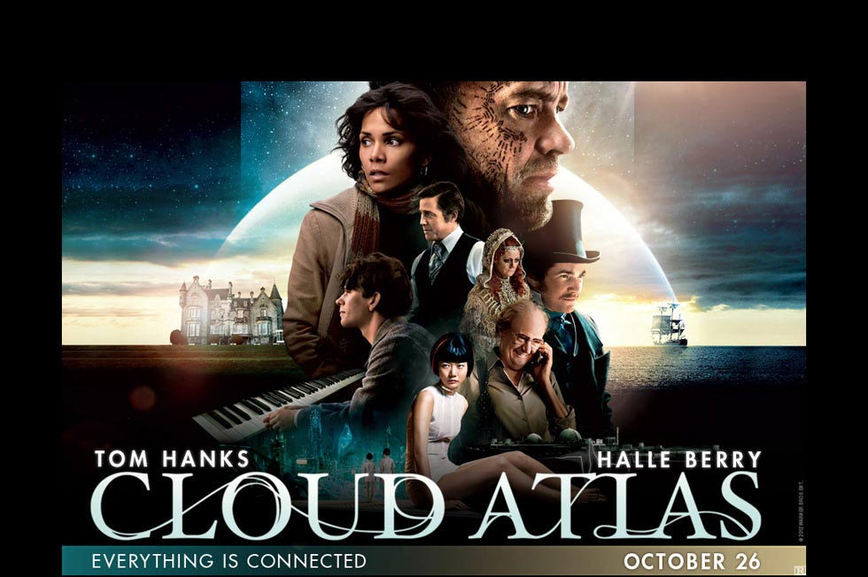 Cloud Atlas Quad Movie Poster