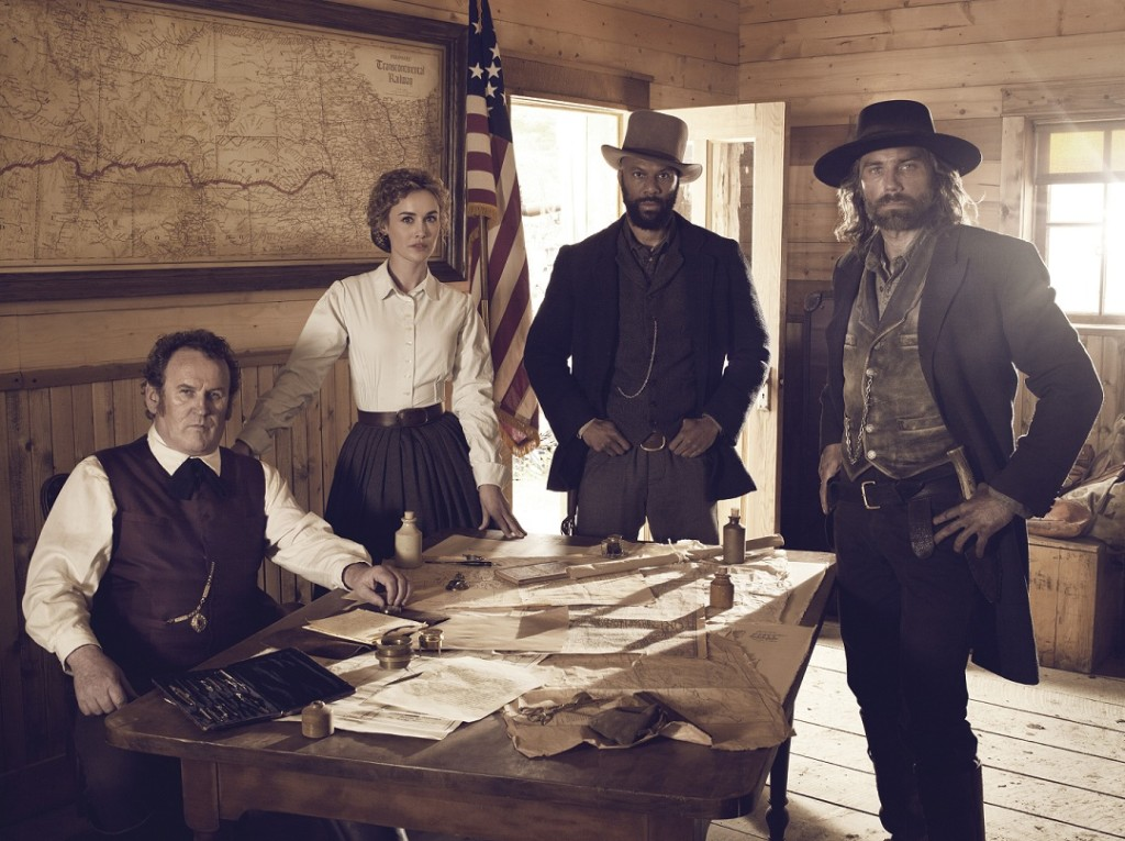 Hell on Wheels Main Characters
