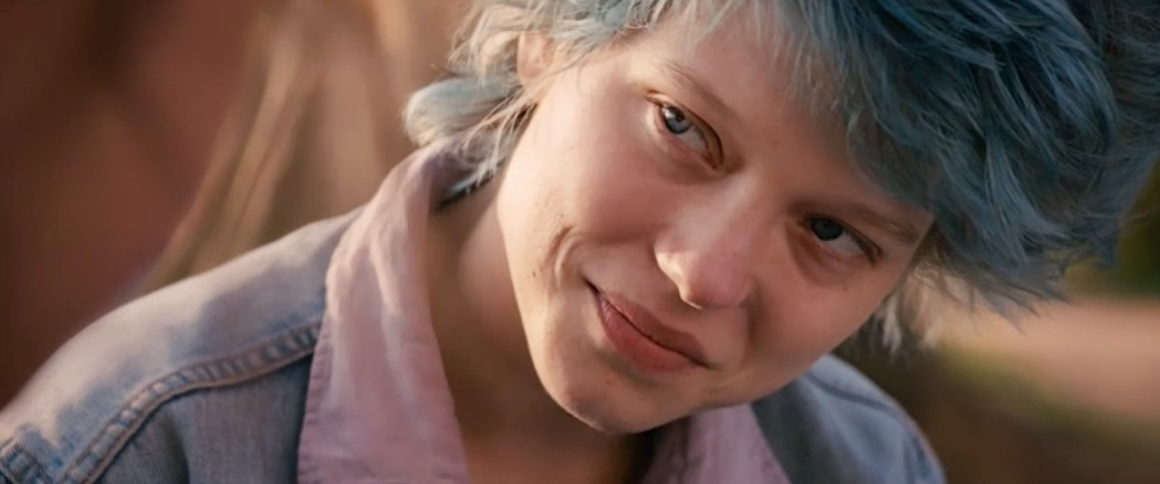 Léa Seydoux Blue Is the Warmest Color