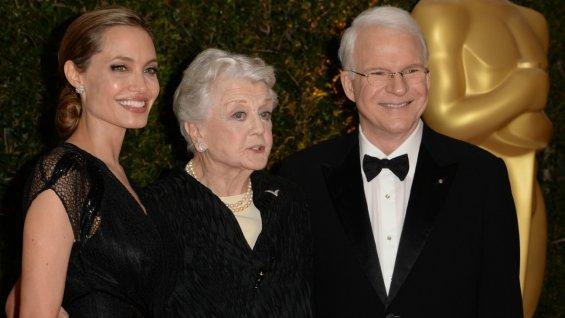 Angelina Jolie Steve Martin Angela Lansbury Governors Awards