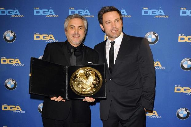 Ben Affleck Alfonso Cuaron Directors Guild of America Awards