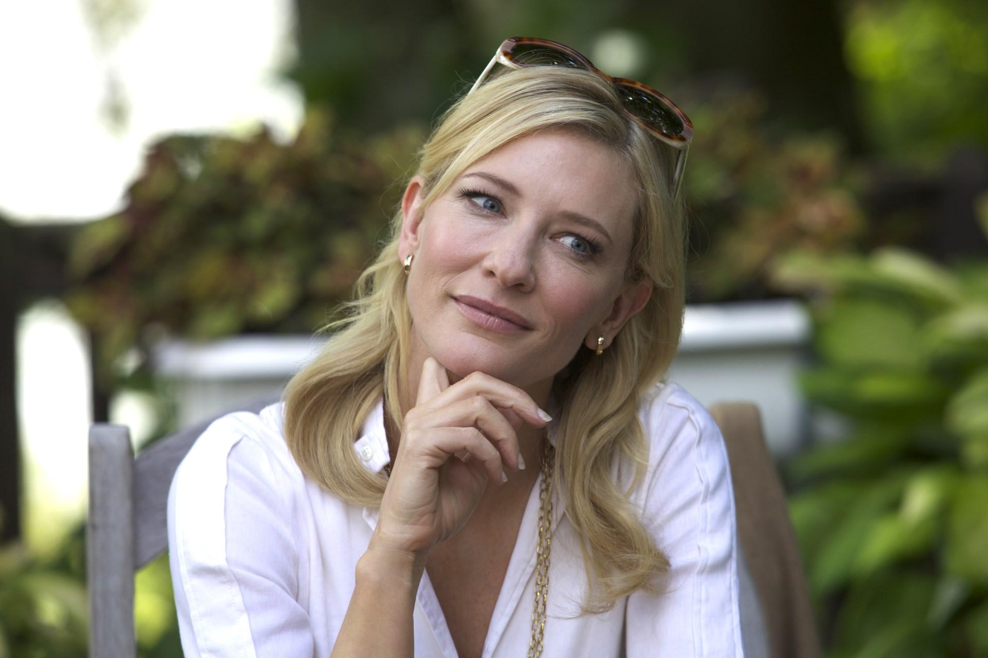 Cate Blanchett Blue Jasmine
