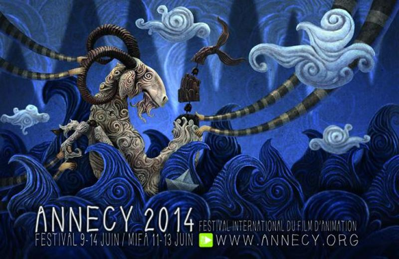 Annecy 2014 Poster