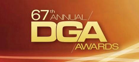 67th dga awards logo