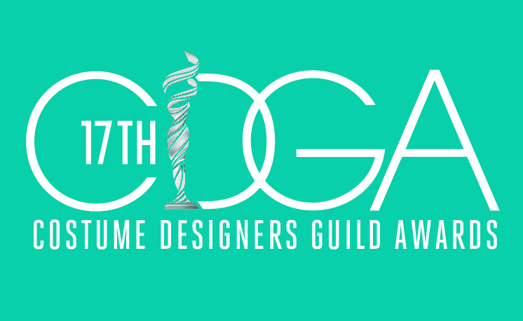 Costume Designers Guild Awards 2015 Logo