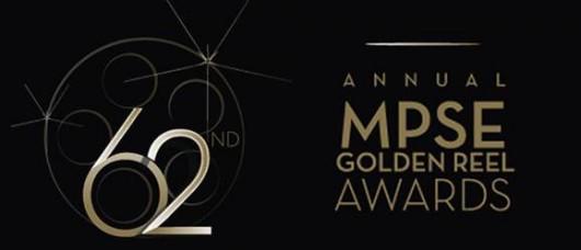 Mpse Golden Reel Awards Logo