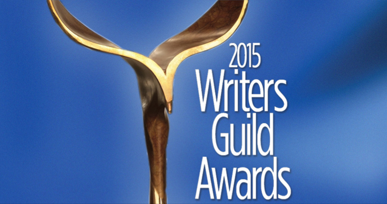 Writers Guild Awards 2015 Logo